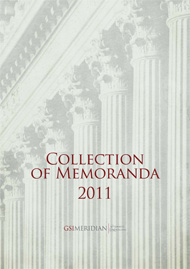 Collection of Memoranda